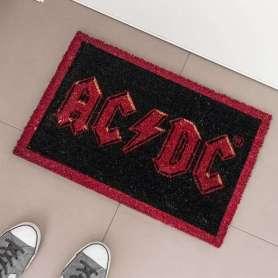 Tapis d'entrée paillasson AC/DC