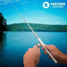 Mini-canne à Pêche Stylo Partner Adventures