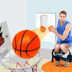 Basket-ball pour Toilettes