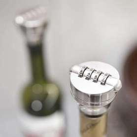 Cadenas à code pour bouteille
