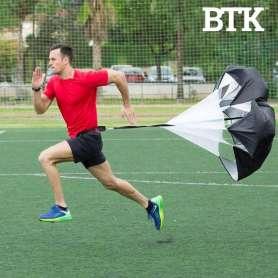 Parachute pour entrainement sprotif individuel