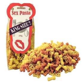 Paquet de pâtes zizi