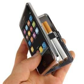 Boîte à cigarettes en forme d'iPhone 4