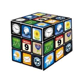Puzzle 3D iCube applications smartphone rubik's magique