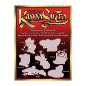 Carte à gratter position Kamasutra