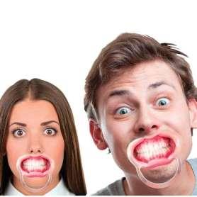 Ecarteur de bouche (4 pièces)