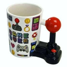 Tasse poignée manettes de jeu joystick
