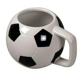 Tasse en forme de ballon de football