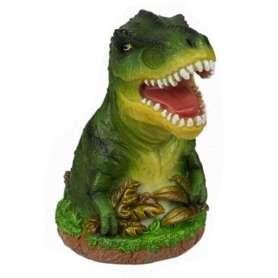 Tirelire en forme de dinosaure