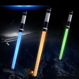 Sabres laser avec son et lumières connectés