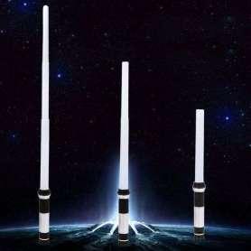 Sabres laser double télescopiques sonore et lumineux