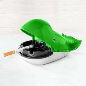 Cendrier baleine avec filtre fumée